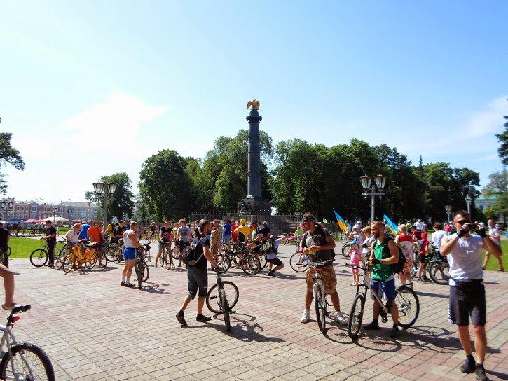 Велодень у Полтаві. Як це було (Фото, Відео), фото-1