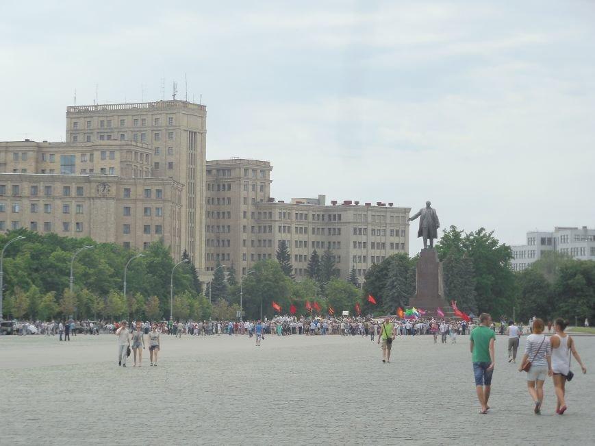 В Харькове пророссийские активисты объявили о бессрочной акции (ФОТО), фото-3