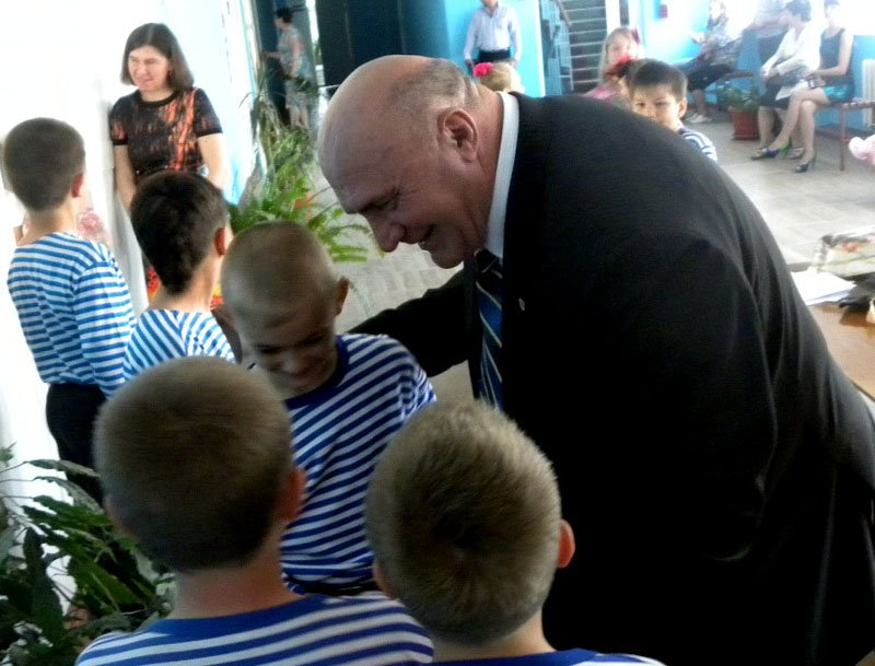 В школах Лабинского района прозвенел последний звонок (фото) - фото 1