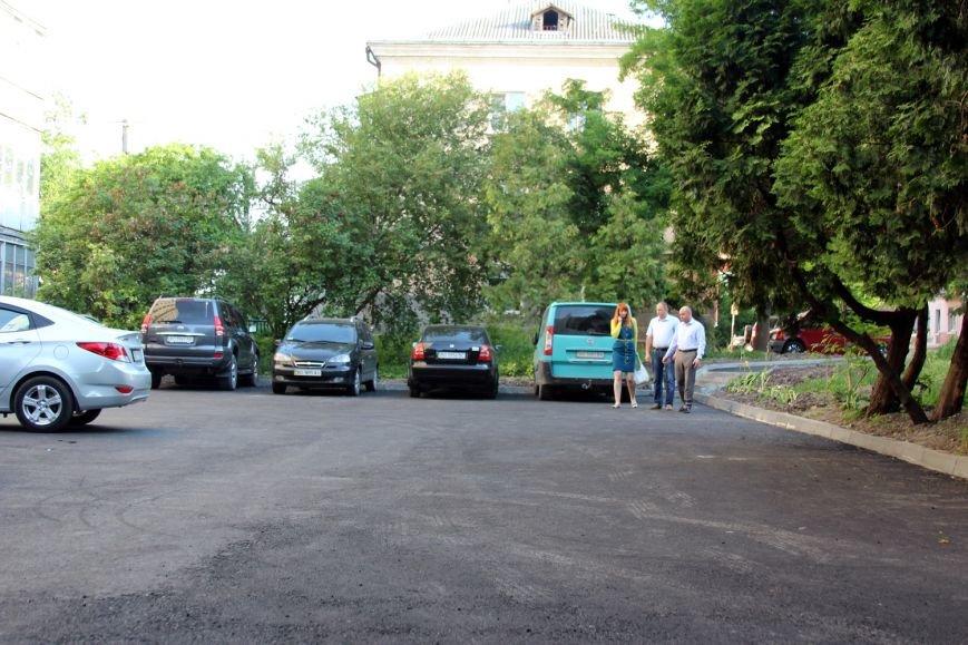 Міський голова незадоволений тим, як у Тернополі проводять ремонти дворів (фото), фото-1