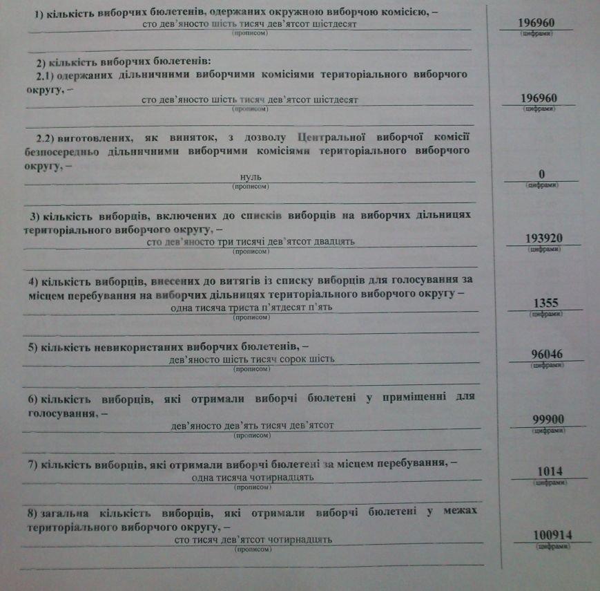Результаты выборов по Днепродзержинску, фото-2