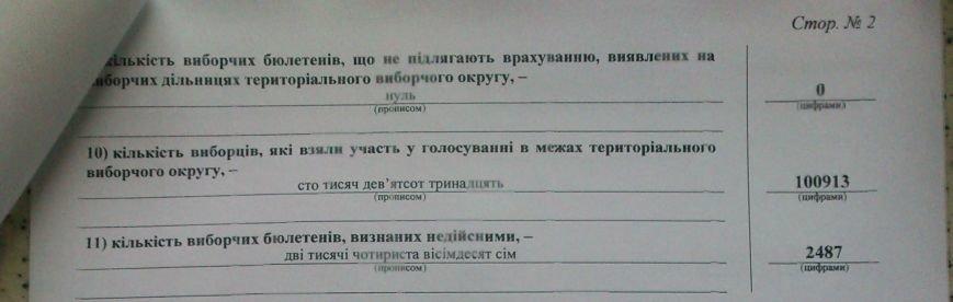 Результаты выборов по Днепродзержинску, фото-3