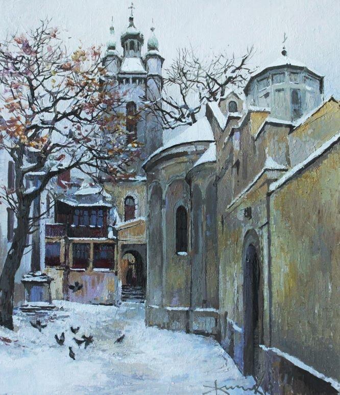У Фейсбуку вирішують, чи зрізати липу на Вірменський, яка руйнує пам'ятку архітектури (ФОТО), фото-9