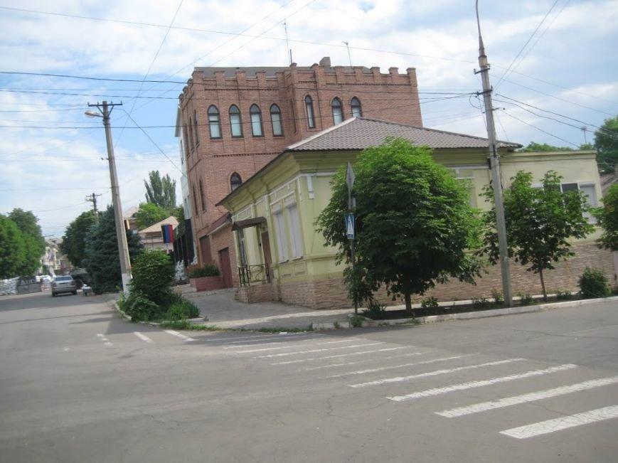 В Мариуполе военный комендант ДНР  Борисов сообщил, что потерь среди ополченцев нет (ФОТО), фото-2