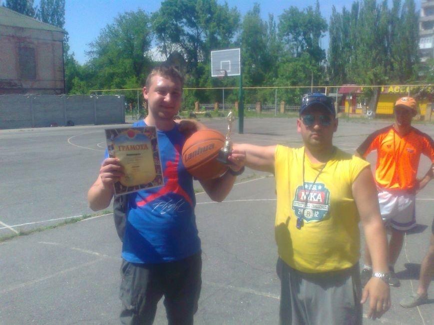 В турнире по стритболу в Артемовске приняли участие десять команд, фото-2
