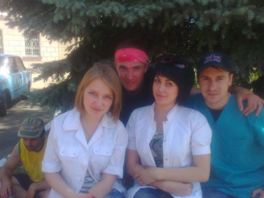 В турнире по стритболу в Артемовске приняли участие десять команд, фото-3