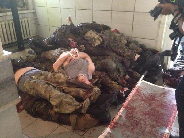 Бои в Донецке продолжаются: 200 трупов в ходе АТО (ФОТО), фото-1