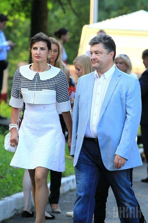 Перша леді України Марина Порошенко – кардіолог та матір чотирьох дітей (ФОТО), фото-3