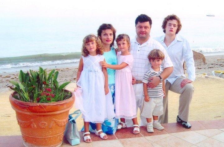Перша леді України Марина Порошенко – кардіолог та матір чотирьох дітей (ФОТО), фото-1