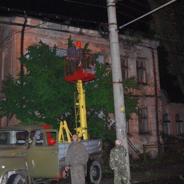 У Тернополі обвалилася стіна будинку (фото, відео), фото-2