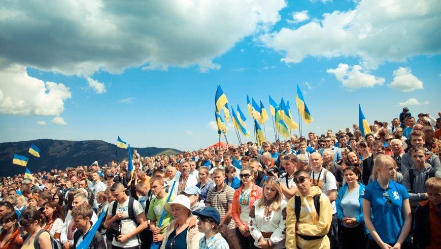 У свій день народження Руслана із усією Україною молилась за мир (ФОТО, ВІДЕО), фото-1
