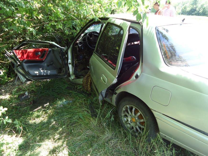 На артемовской трассе в ДТП пострадали пять взрослых и годовалый ребенок(ФОТО), фото-2