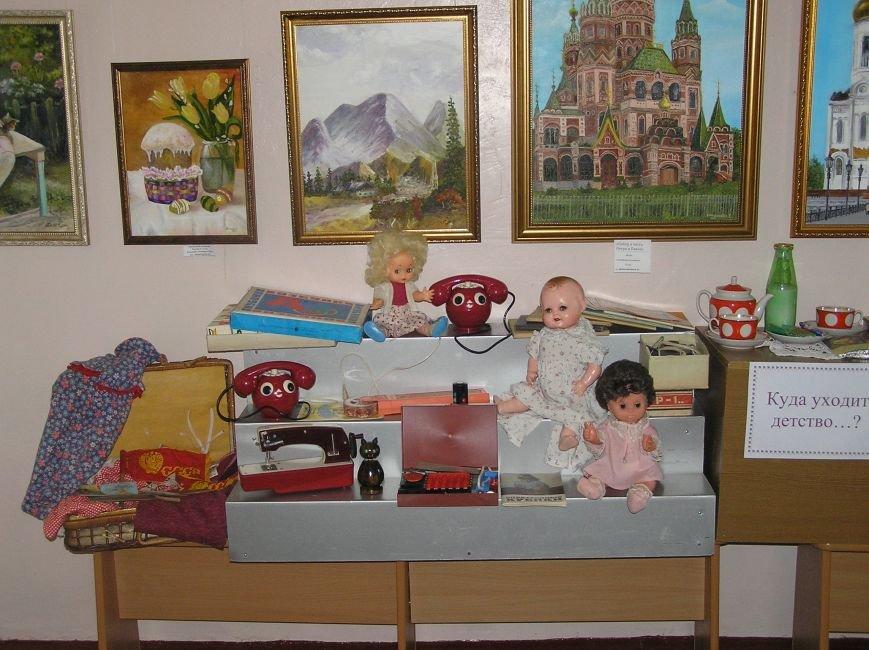 «Куда уходит детство?»: в Артемовском музее выставляют игрушки из прошлого столетия, фото-4