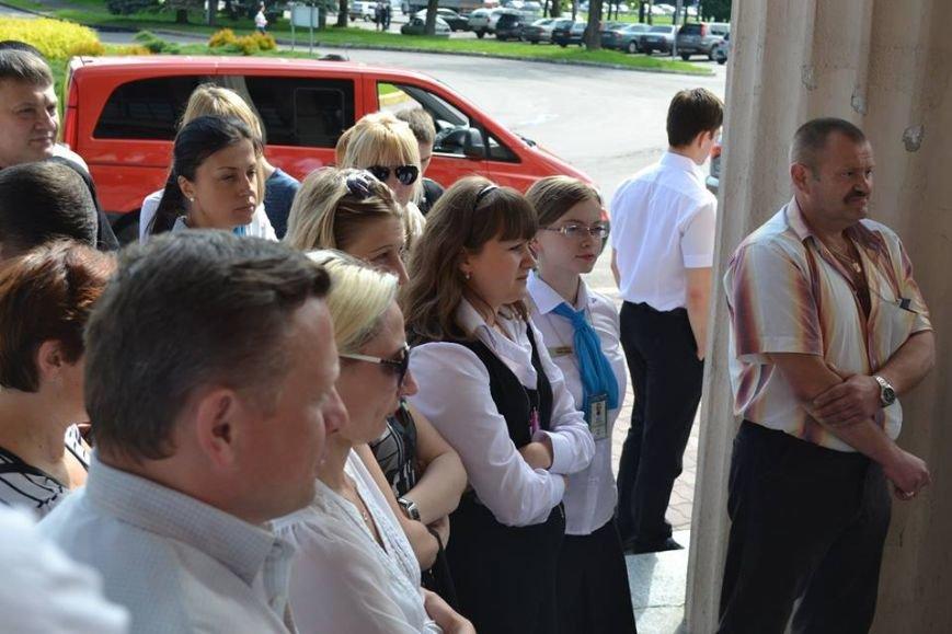 Працівники львівського аеропорту бояться концесії та не хочуть втрачати роботу (ФОТО), фото-4