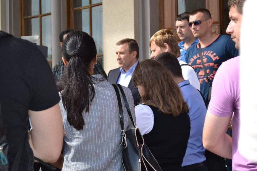 Працівники львівського аеропорту бояться концесії та не хочуть втрачати роботу (ФОТО), фото-3