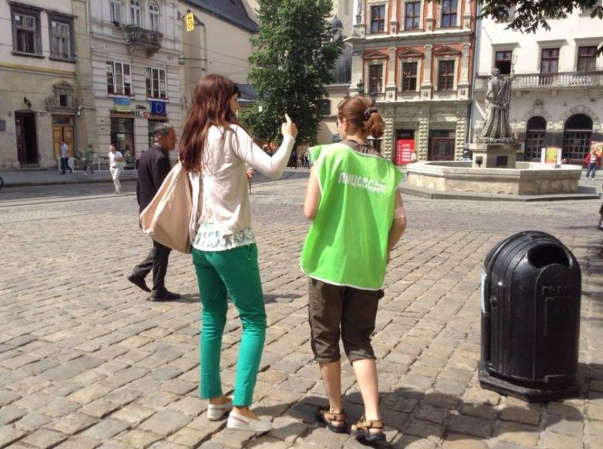 У Львові відкрили «полювання » за курцями: їм пропонують виміняти цигарки на цукерки (ФОТО, ВІДЕО), фото-5