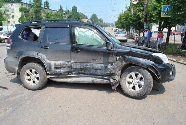 В Кривом Роге при столкновении двух иномарок пострадал один человек (ФОТО), фото-1