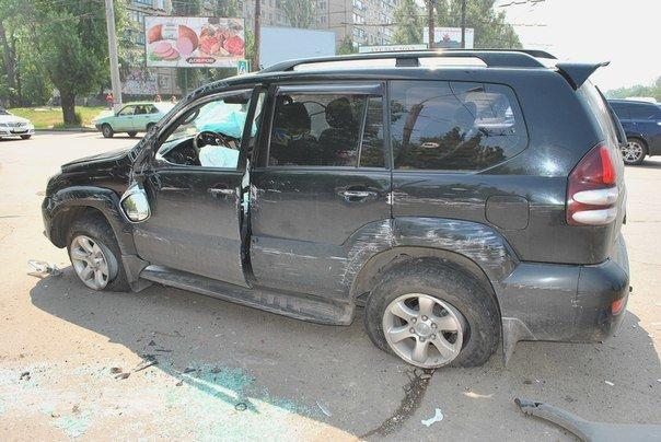 В Кривом Роге при столкновении двух иномарок пострадал один человек (ФОТО), фото-5
