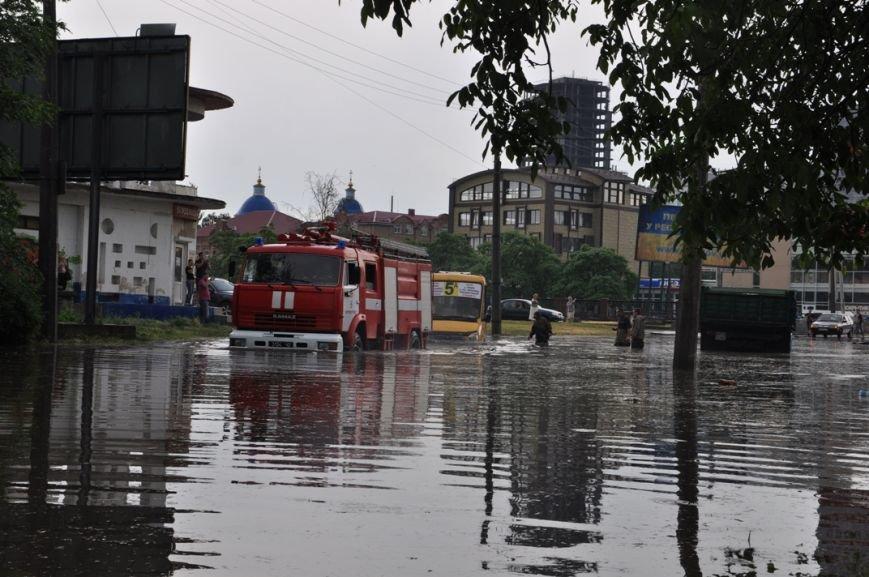 Последствия вчерашней стихии в Кировограде (фото), фото-1