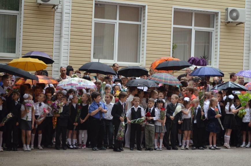 Дождь не испортил «Последний звонок» в Симферополе (ФОТО), фото-10