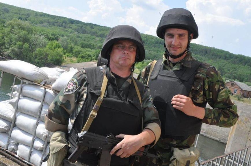 Про міліціонерів з Полтавщини  задіяних на сході, яких вчора вони відвідали з Корсуном, розповів Юрій Сулаєв, фото-3