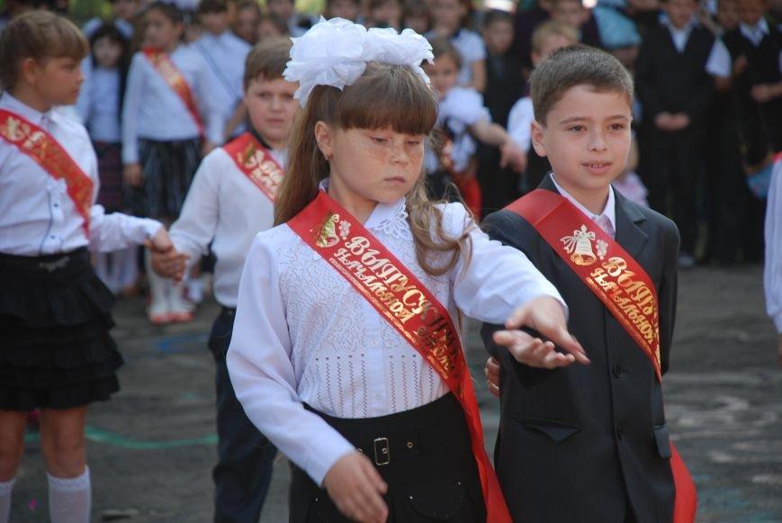 Двенадцать школ Енакиево получили мячи Федерации футбола Украины, фото-2