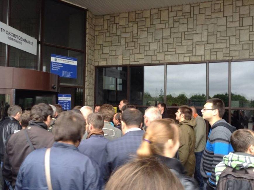 Через смерть жінки у Львові активісти повстали проти податкової (ФОТО ), фото-1