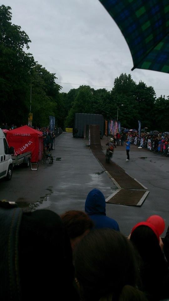 У Львові під час святкування ювілею «хуліганили» байкери (ФОТО), фото-2