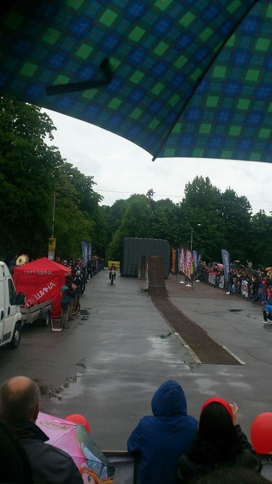 У Львові під час святкування ювілею «хуліганили» байкери (ФОТО), фото-3