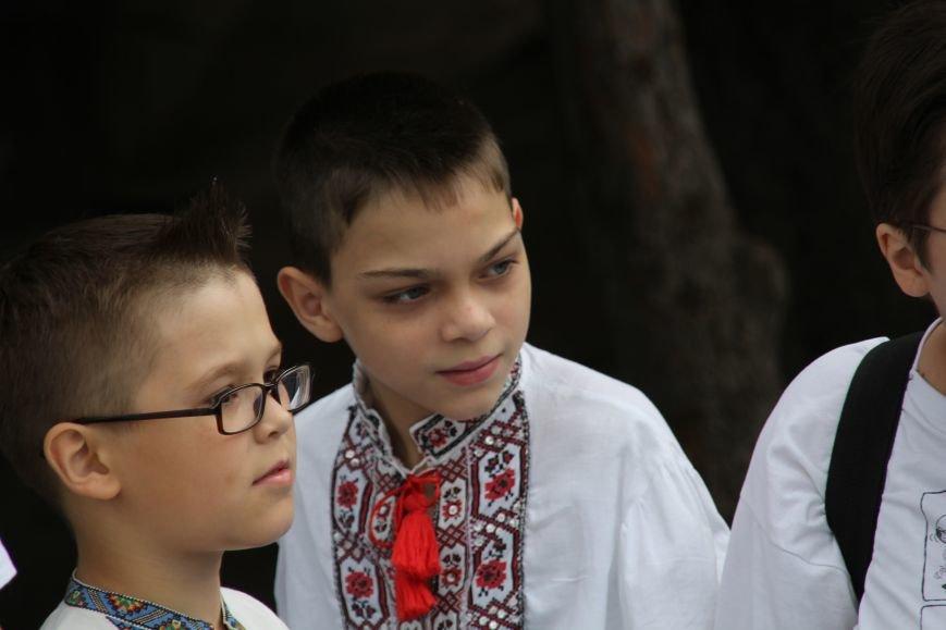В Днепропетровске прошел флешмоб «Украина - это мы» (ФОТОРЕПОРТАЖ), фото-5