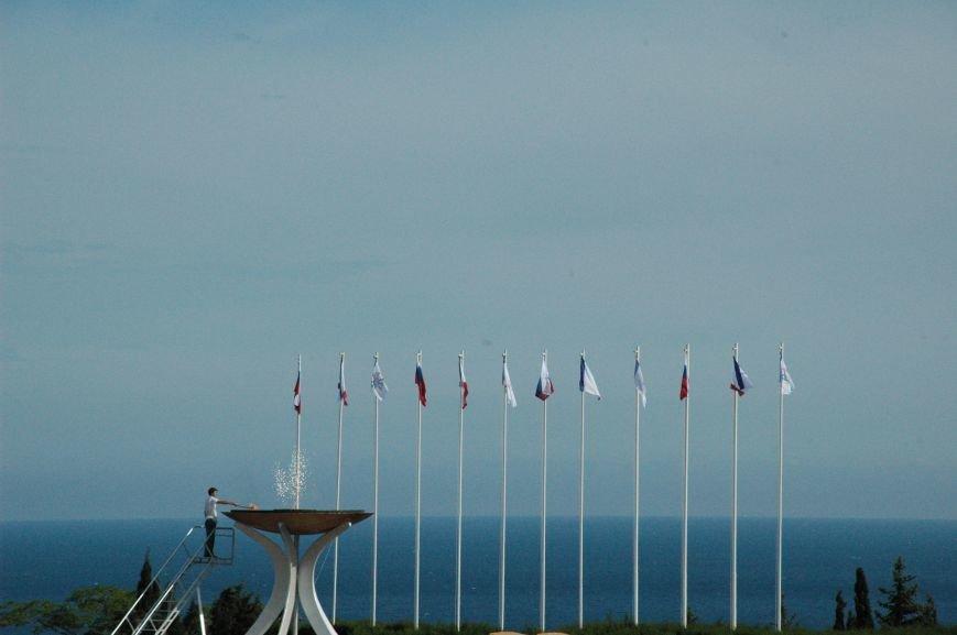 В Артеке торжественно открыли первую смену (ФОТО), фото-2