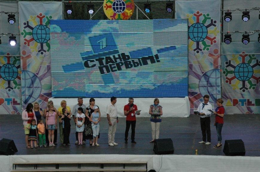 В Артеке торжественно открыли первую смену (ФОТО), фото-4