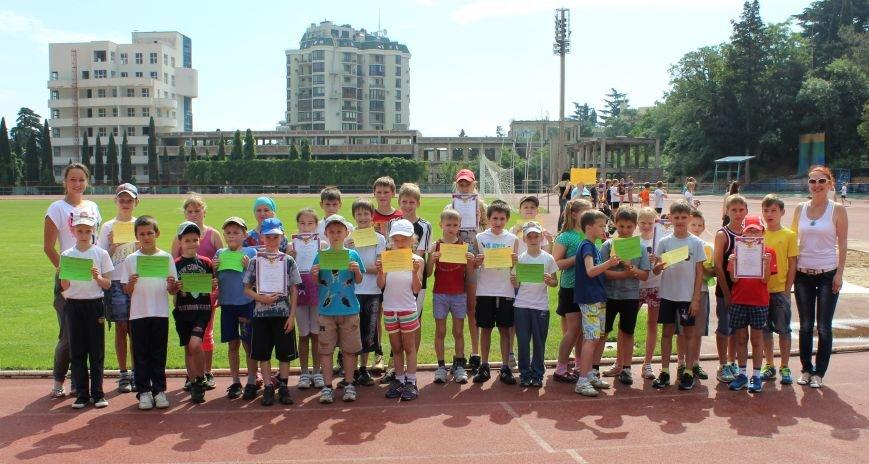 В Ялте прошли соревнования, посвященные Дню защиты детей (ФОТО), фото-3