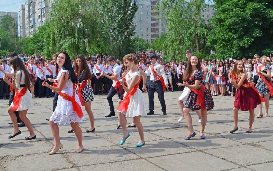 В луганской мэрии рассказали, как прошел последний звонок (ФОТО), фото-16