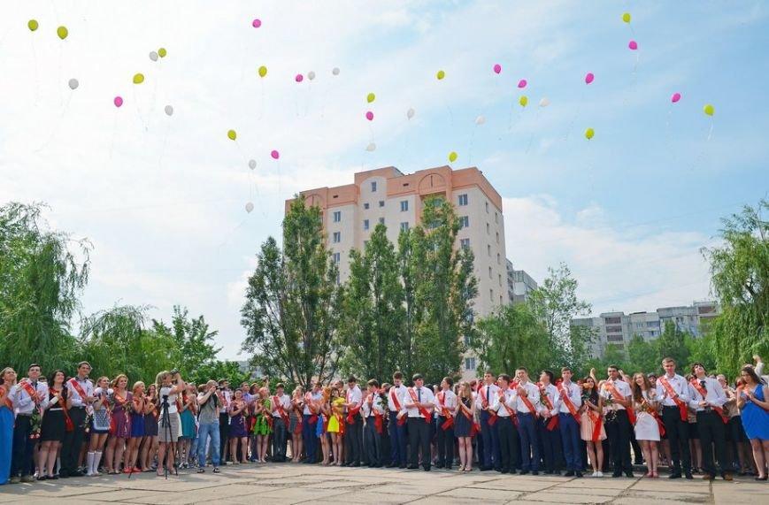 В луганской мэрии рассказали, как прошел последний звонок (ФОТО), фото-6