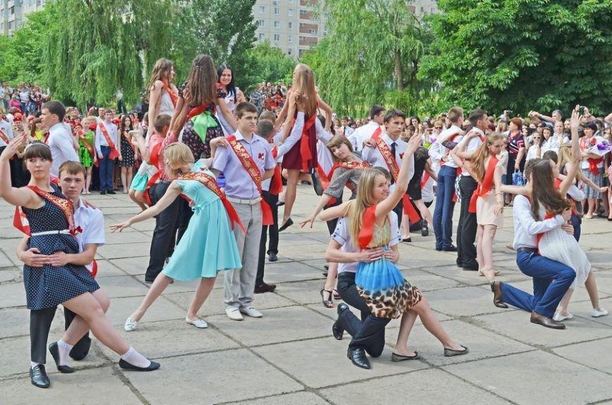 В луганской мэрии рассказали, как прошел последний звонок (ФОТО), фото-20