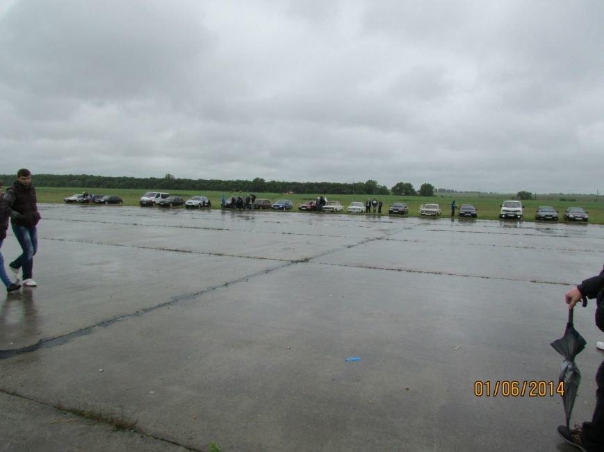 На Тернопільському летовищі відбулось відкриття сезону автоперегонів (фото, відео), фото-3