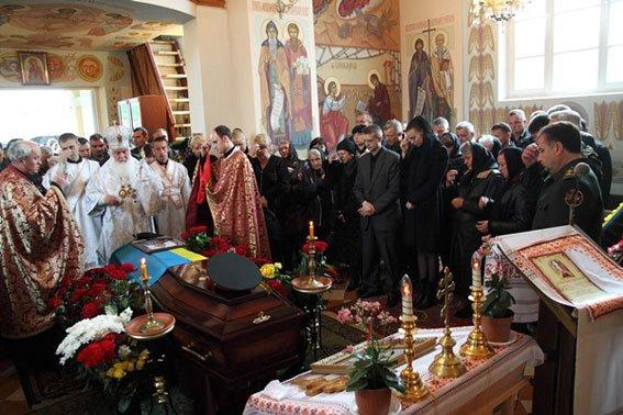 Кореспондента ТСН вразило, як прощались із Кульчицьким (фоторепортаж), фото-10