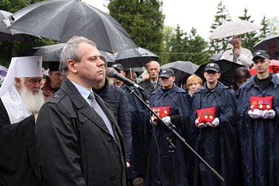 Кореспондента ТСН вразило, як прощались із Кульчицьким (фоторепортаж), фото-5