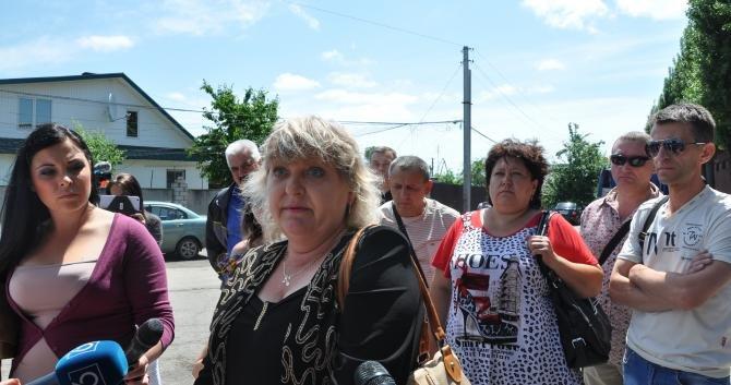 В Днепропетровске пикетировали воинскую часть с требованием вернуть срочников в место их постоянной дислокации (ФОТО), фото-4