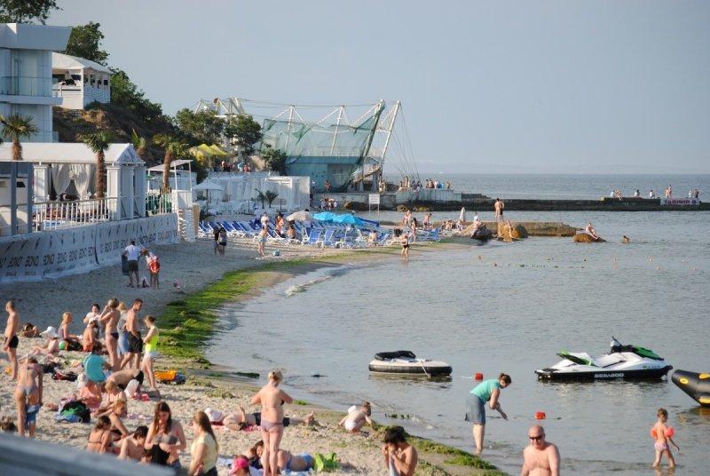 «Крымнаш» проиграл Одессе по количеству пляжников (ФОТОФАКТ), фото-3