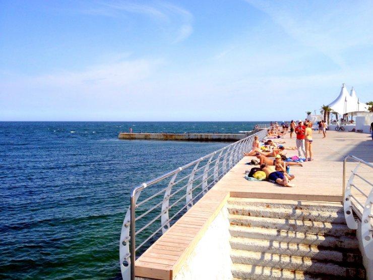 «Крымнаш» проиграл Одессе по количеству пляжников (ФОТОФАКТ), фото-2