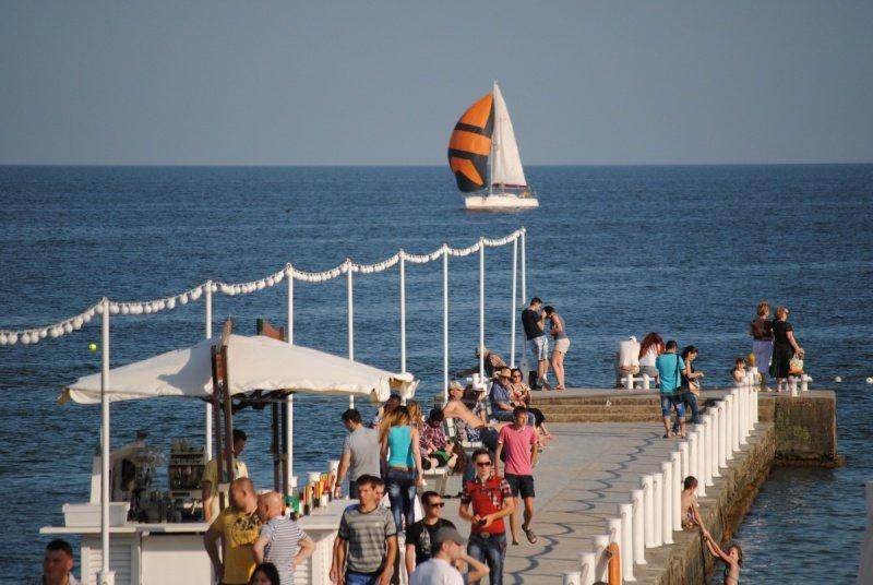 «Крымнаш» проиграл Одессе по количеству пляжников (ФОТОФАКТ), фото-4