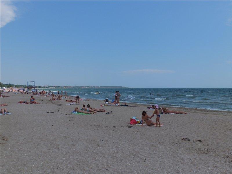 «Крымнаш» проиграл Одессе по количеству пляжников (ФОТОФАКТ), фото-1