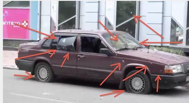 Журналист Шарий опроверг версию о попадании ракеты в кондиционер Луганской ОГА (ВИДЕО), фото-1