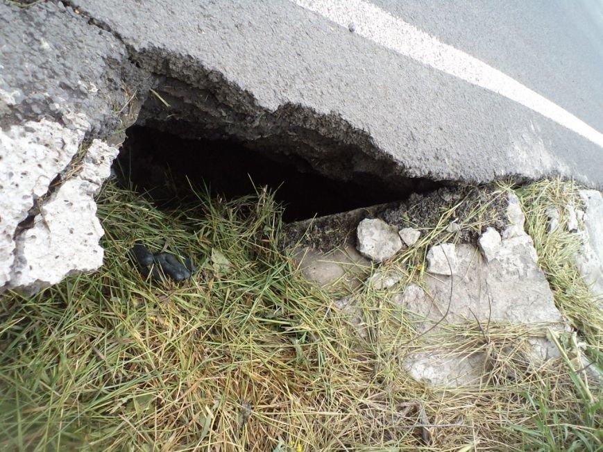Негода додала роботи кіровоградським дорожникам, фото-1