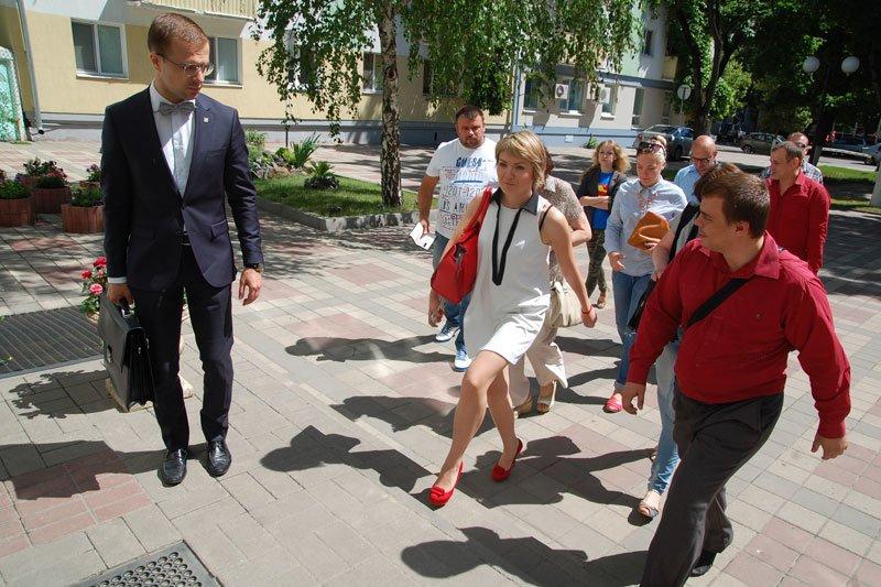 В суде над депутатом белгородского горсовета Анастасией Байбиковой участвовала только сторона защиты, фото-1