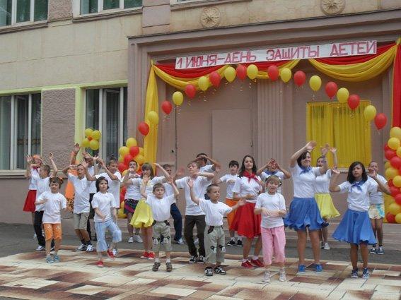 В Кривом Роге милиционеры поздравили детей с праздником (ФОТО), фото-3