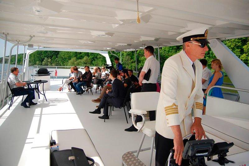 Владельцы корабля «Белгородец» надеются, что он будет не единственным судном в «белгородском море», фото-1