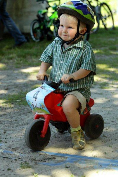 У Львові на велосипедах змагатимуться дворічні дітки (ФОТО), фото-1